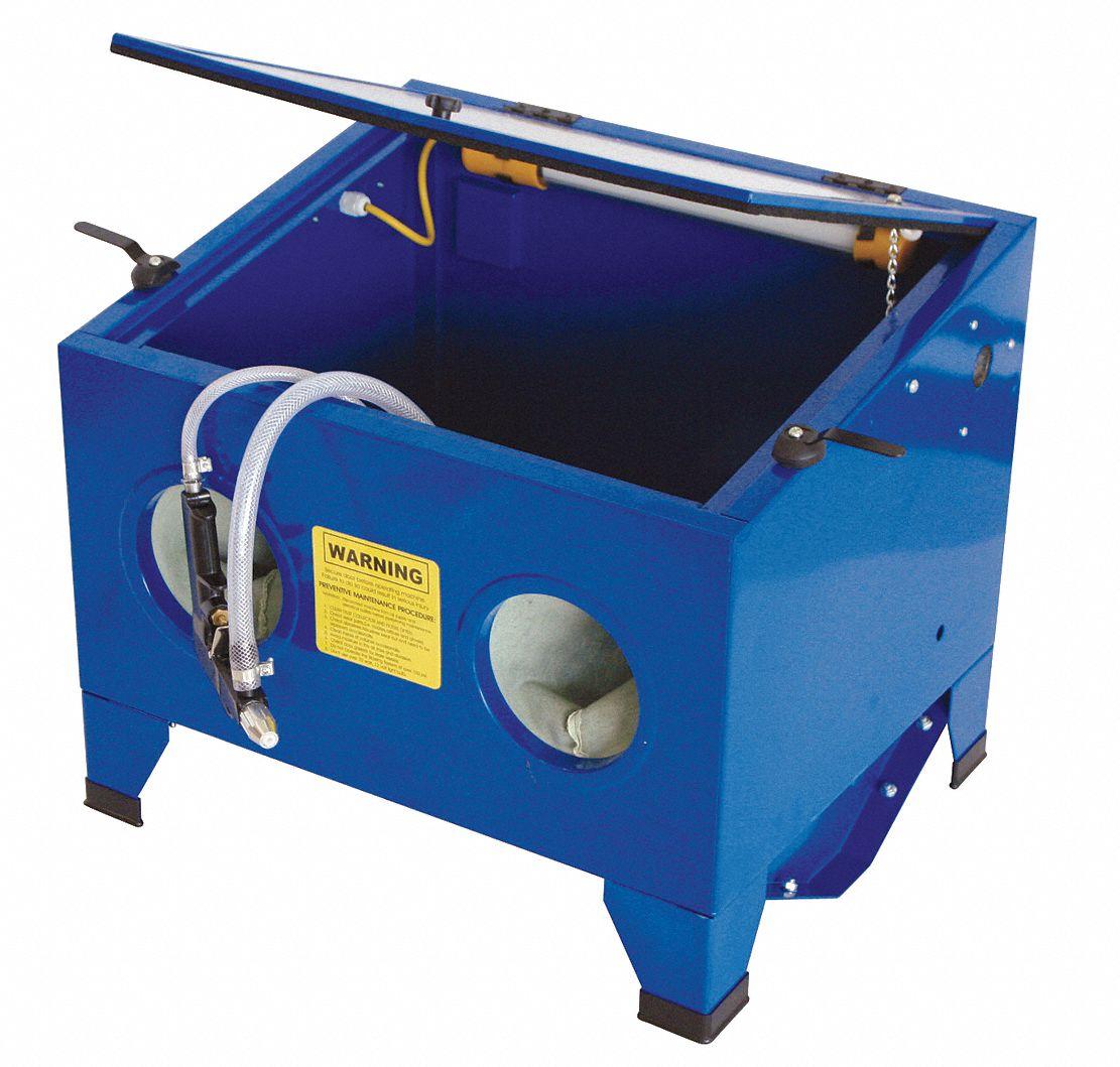 Pneumatic Blast Cabinets