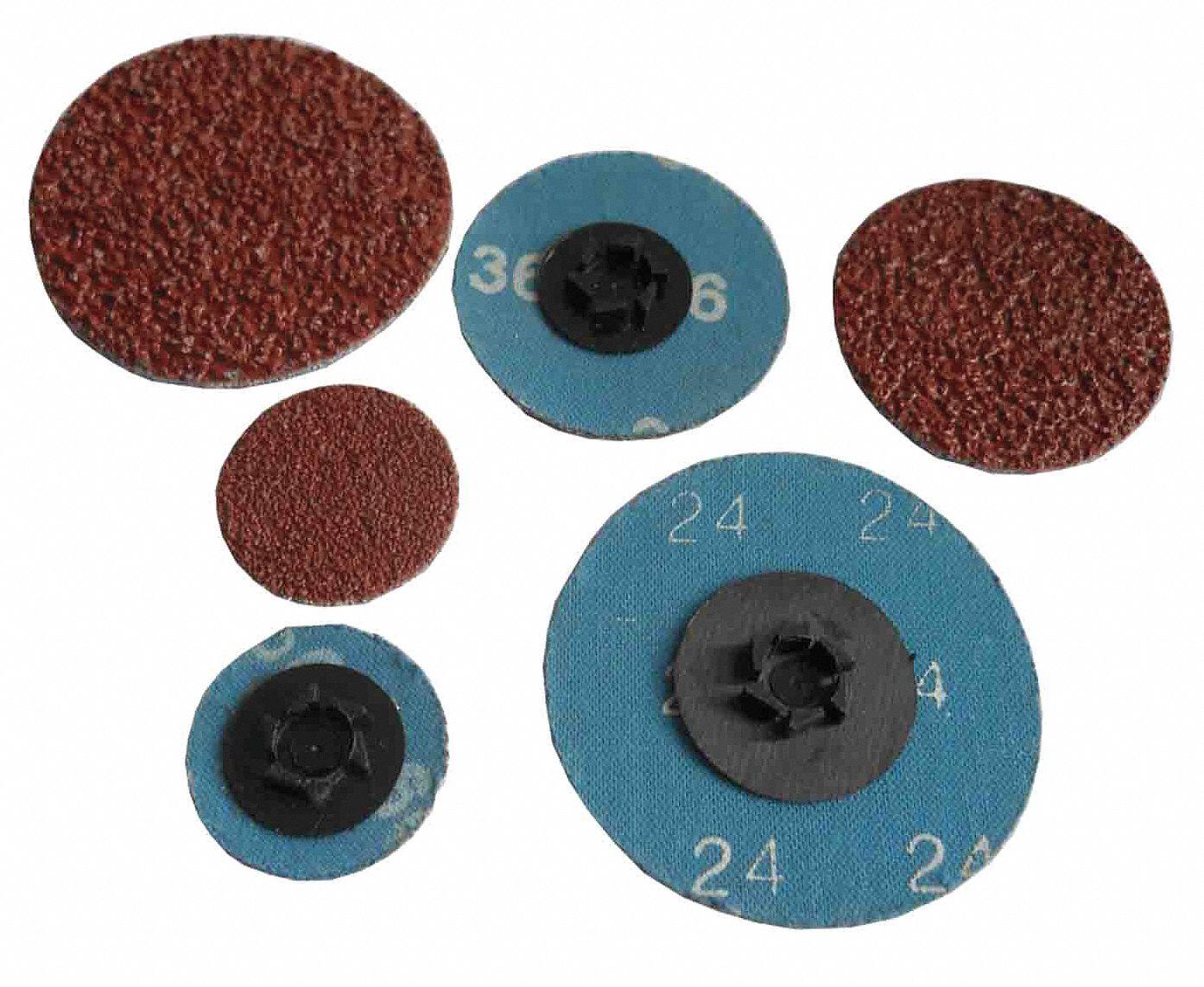 Locking Sanding Discs