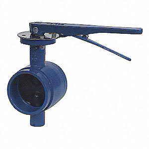 VALVE BUTTERFLY GROOVE EPDM 2-1/2IN