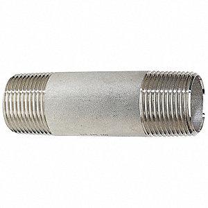 NIPPLE 316 S40 1X2-1/2IN