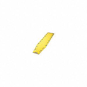 BACKBOARD PLASTIC ORANGE 18IN