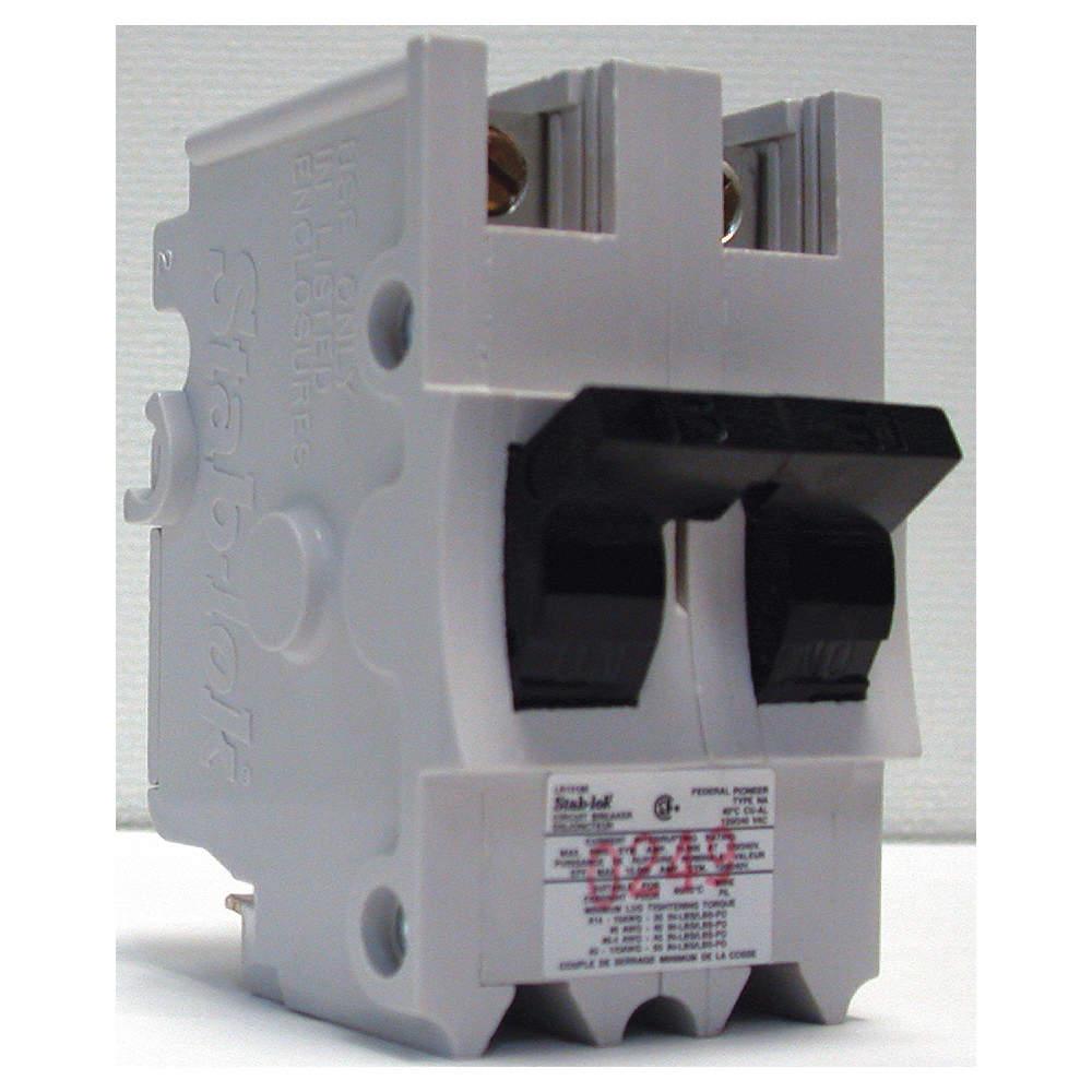 FEDERAL PIONEER BREAKER CIRCUIT 2-POLE NA 100AMP - Plug In