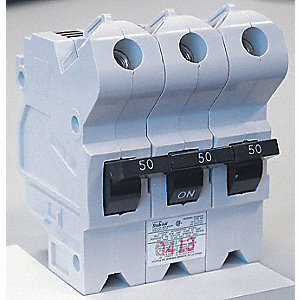 BREAKER BOLT-ON 3-POLE 50AMP
