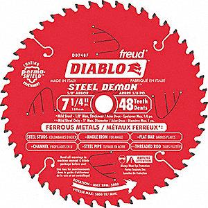 BLADE 7-1/4 48TPI FERROUS METAL