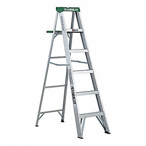 LADDER ALUMINUM STEP 4FT TYPE2