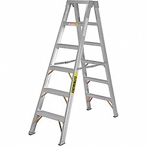 LADDER ALUM TWO WAY STEP 10FT TYPE1