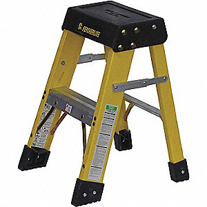 Featherlite Ladder Fiberglass Step 2ft Type1a Step