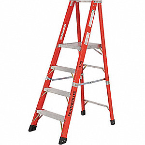 LADDER FIBER PLTF 10FT TYPE 1AA