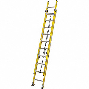 LADDER FIBER EXT 16FT TYPE 1AA