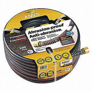 ABRASION PROOF WATER HOSE 5/8X100