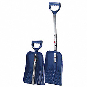 SHOVEL SNOW EMERGENCY RETRACTABLE