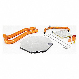 Tubing Kit,  Fits Brand Carrier,  For Use With Mfr. Model Number P045-31771K