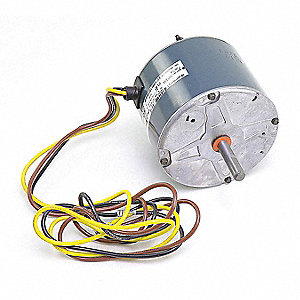 Motor, 208-230V, 1/12 HP, 800 rpm,  Fits Brand Carrier