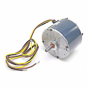 Motor, 1/8 HP, 208-230V, 825 rpm,  Fits Brand Carrier,  For Use With Mfr. Model Number 38TDB036-300
