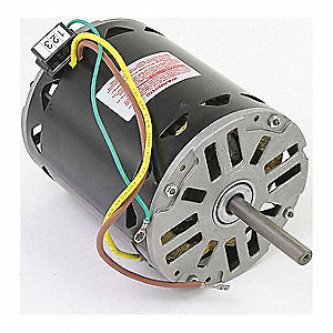 Motor, 1/2 HP, 460V, 3-Phase, 1015 rpm, CCW