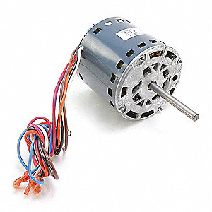Motor, 115V, 3/4 HP, 935 rpm, 4 SPD,  Fits Brand Carrier