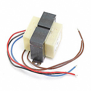 Transformer, 60VA, 200-230V Primary, 24V sec.,  Fits Brand Carrier