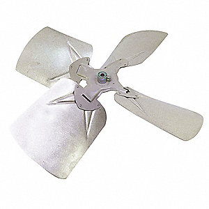 "Fan Blade 4, 26"" dia., 1/2"" Bore, CW,  Fits Brand Carrier"