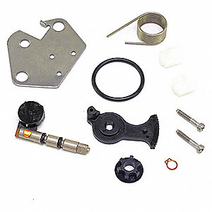Rebuild Kit, N/O, 2, 3 Way, Less End Switch