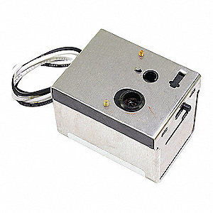 Actuator, N/O, On/Off, 120V, High Temp