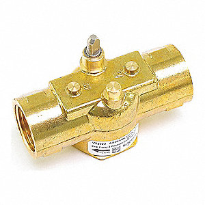 "Zone Valve, 3/4"" NPT Steam, Hi Temp Valve"