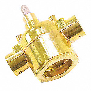 "Zone Valve, 2 Way, 1/2"" Sweat, 1.0 CV"