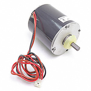 Motor, 3/4 HP, 460V, 1-Phase, 1100 rpm, CW