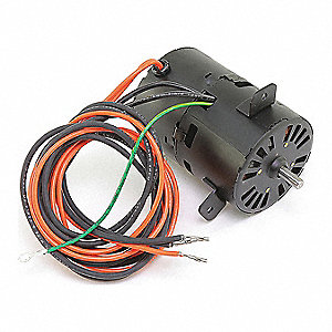 Inducer Motor, 1/40 HP,  Fits Brand Heil Quaker, ICP,  For Use With Mfr. Model Number PGDA036H075