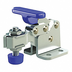 Horiz Hold Down Clamp,Hold Cap 150 Lb.