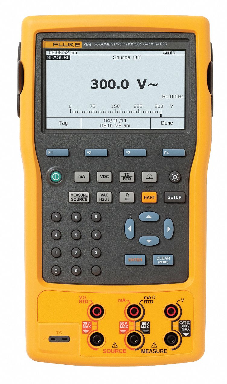 Handheld Multifunction Calibrators
