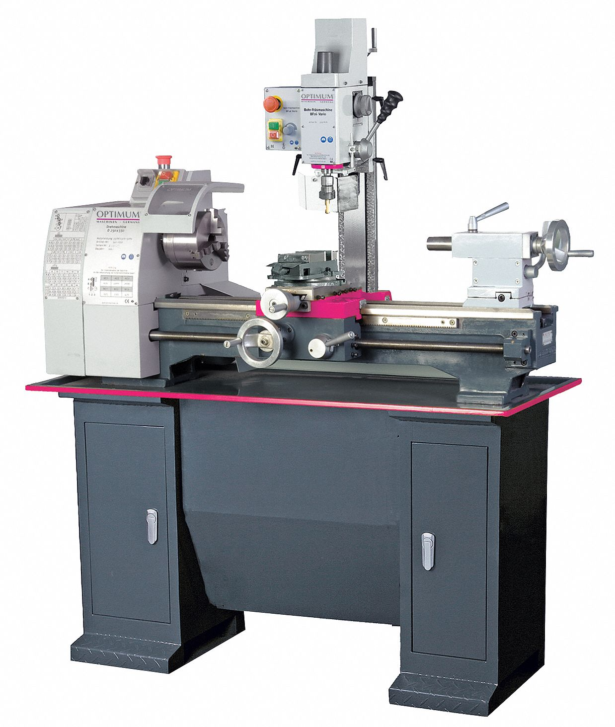 Milling And Drilling Machines