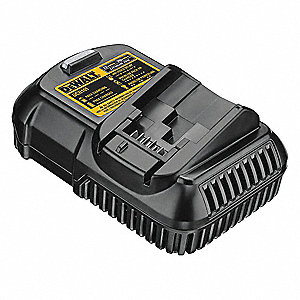 Battery Charger,12.0 to 20.0V,Li-Ion