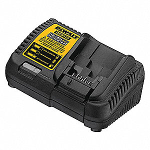 Battery Charger, Li-Ion, Charger Output Voltage: 12.0 to 20.0, Number of Ports: 1