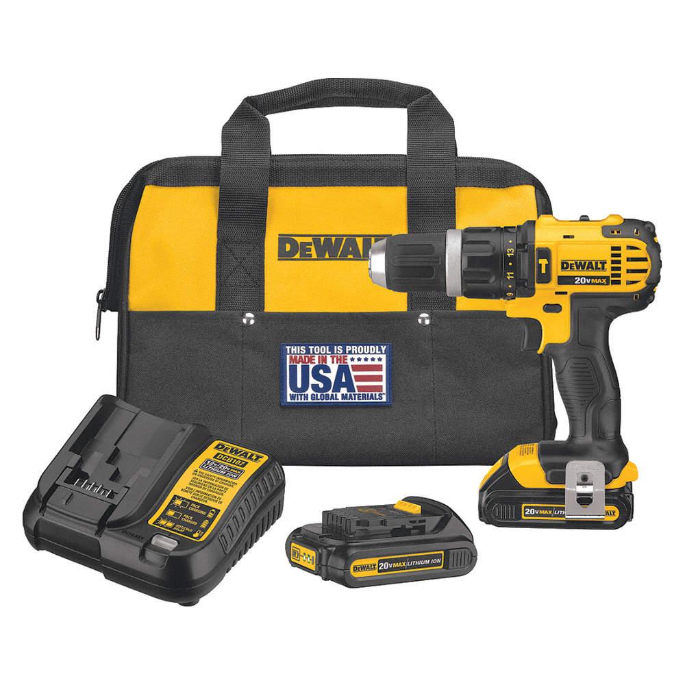 dewalt cordless hammer drill. zoom out/reset: put photo at full \u0026 then double click. 1/2\ dewalt cordless hammer drill c