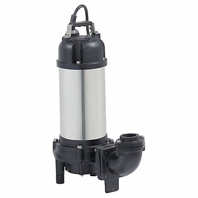 11A341 - Grinder Pump 1.5 HP 230 Volts 9 Amps