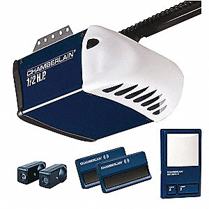 Residential Garage Door Opener,1/2HP