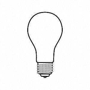 LAMP INCAND 150A/W 120V 00566