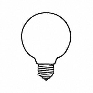 LAMP INCAND 60W 24664