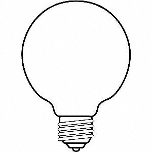 LAMP INCAND 60G25-6PK 00565