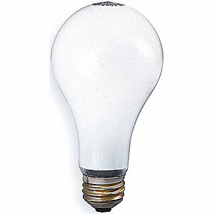 LAMP INCAND 75W RGH SERV 46895