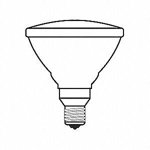 LAMP PRO 90W FLOOD 130V 6/CA  81589
