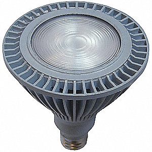 LAMP LED DIMMABLE 7W BLK 15D 63696