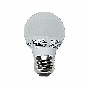 LAMP LED GLOBE WHITE 76451