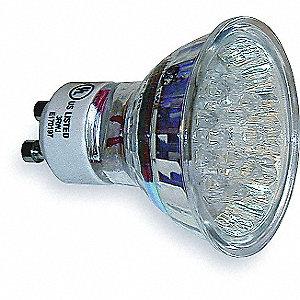 LAMP LED GU10 4.5W SLVR 62909
