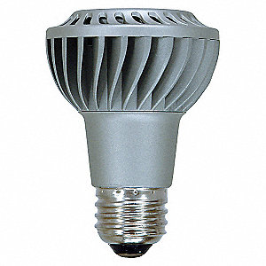LAMP LED DIMMABLE 7W SILVER 61921
