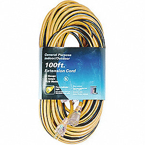 CORD EXTENSION 100 FT