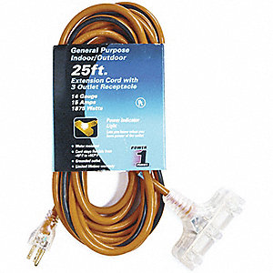 CORD EXTENSION 25 FT