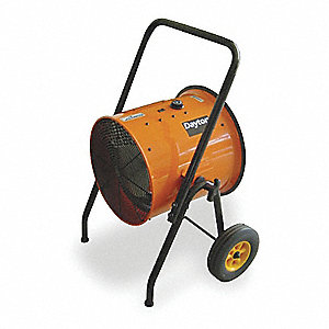 HEATER ELECTRIC BLOWER PORTABLE