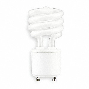 PLUG-IN CFL, 13W, NON-DIMM, 4100K
