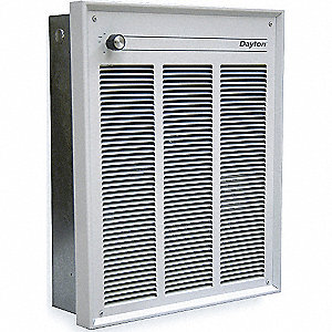 ELECTRIC HEATER 120V 1800 WATTS WHT